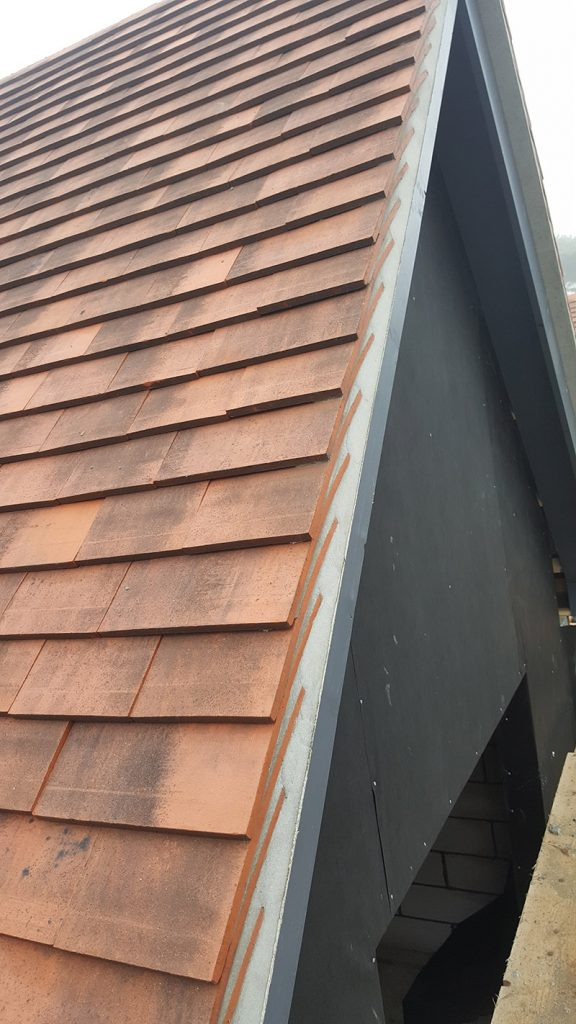 New Build Roof In Barham, Suffolk