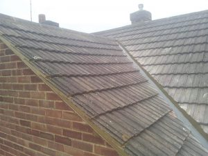 Leaking Valley Before And After In Essex